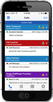 CallPlease App