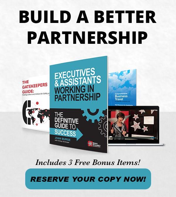Build a better partnership