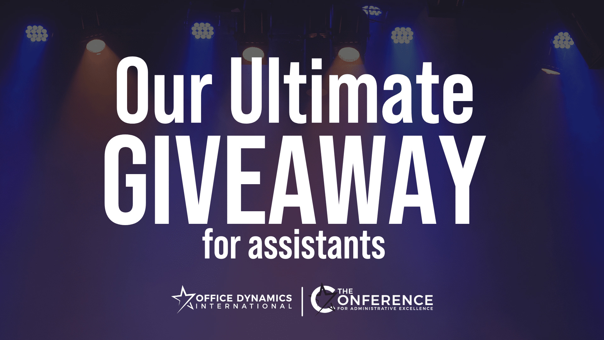 Our Ultimate Administrative Assistant Giveaway