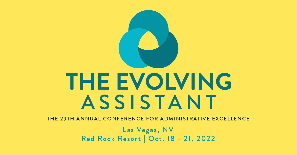 2022 Conference for Executive and Administrative Assistants